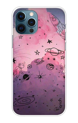 Space Doodles Art iPhone 12 Pro Cases & Covers Online