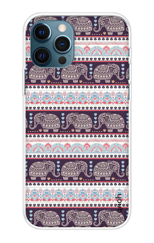 Elephant Pattern iPhone 12 Pro Cases & Covers Online