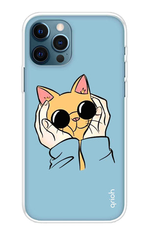 Adorable Kitty Case iPhone 12 Pro Cases & Covers Online