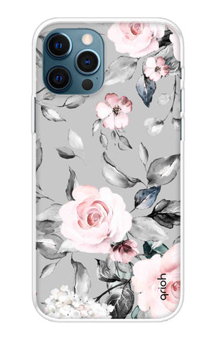 Gloomy Roses Case iPhone 12 Pro Cases & Covers Online