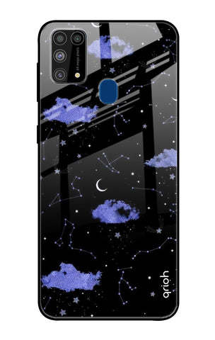 Constellations Samsung Galaxy M31 Prime Glass Cases & Covers Online