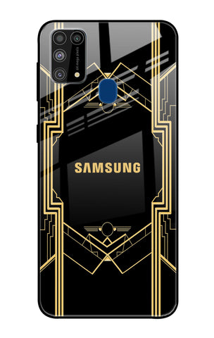 Sacred Logo Samsung Galaxy M31 Prime Glass Cases & Covers Online