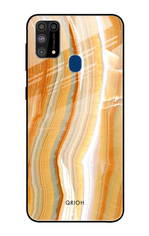 Aesthetic Mountains Samsung Galaxy M31 Prime Glass Cases & Covers Online