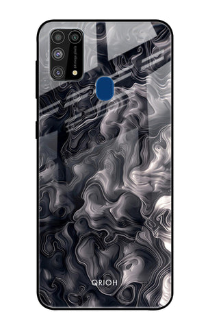 Cryptic Smoke Samsung Galaxy M31 Prime Glass Cases & Covers Online