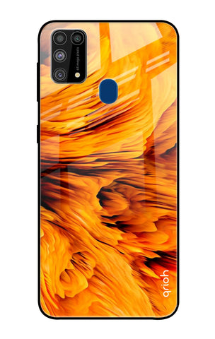 Violent Blaze Samsung Galaxy M31 Prime Glass Cases & Covers Online