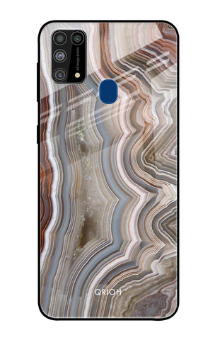 Carved Stone Samsung Galaxy M31 Prime Glass Cases & Covers Online