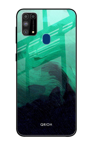 Scarlet Amber Samsung Galaxy M31 Prime Glass Cases & Covers Online