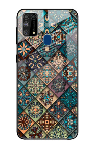 Retro Art Samsung Galaxy M31 Prime Glass Cases & Covers Online