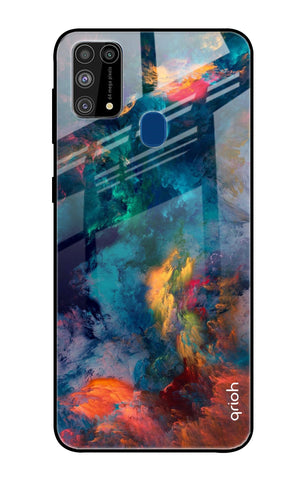 Cloudburst Samsung Galaxy M31 Prime Glass Cases & Covers Online