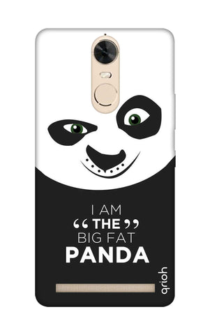 Big Fat Panda Lenovo K5 Note Cases & Covers Online