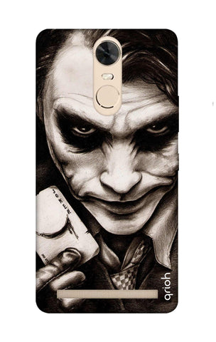 Why So Serious Lenovo K5 Note Cases & Covers Online