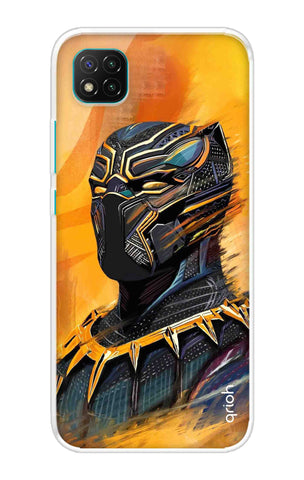 Wakanda Warrior Case Poco C3 Cases & Covers Online