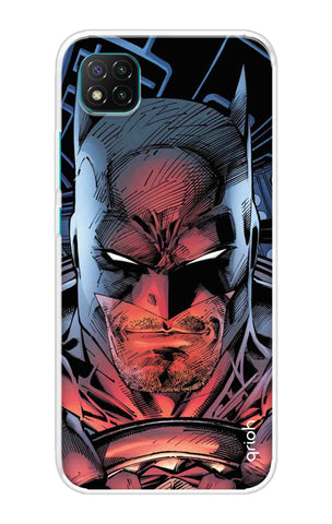 Angry Knight Case Poco C3 Cases & Covers Online