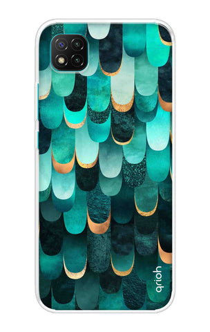 Aqua Marine Case Poco C3 Cases & Covers Online