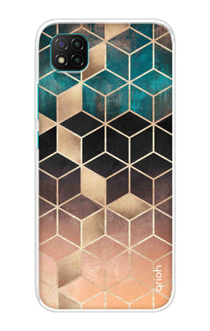 Bronze Texture Case Poco C3 Cases & Covers Online