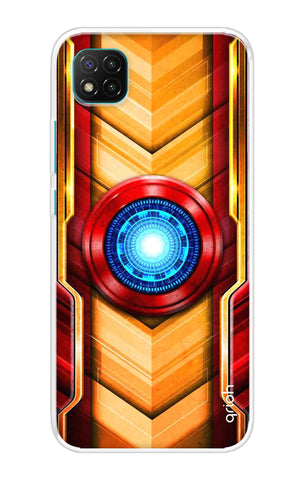 Arc Reactor Case Poco C3 Cases & Covers Online