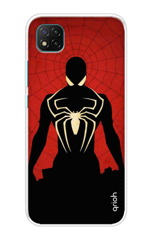 Mighty Superhero Case Poco C3 Cases & Covers Online