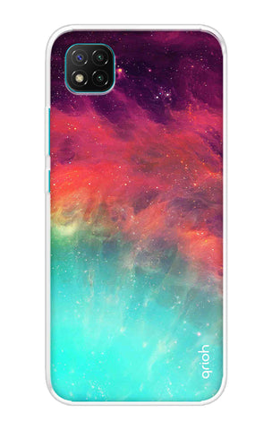Colorful Aura Case Poco C3 Cases & Covers Online