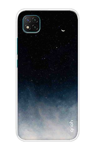 Black Aura Case Poco C3 Cases & Covers Online