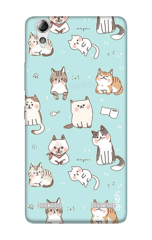 Cat Kingdom Lenovo A6000 Cases & Covers Online