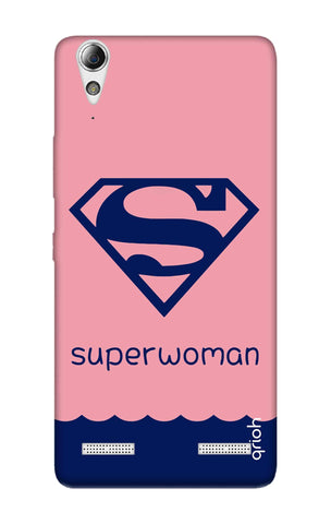 Be a Superwoman Lenovo A6000 Cases & Covers Online