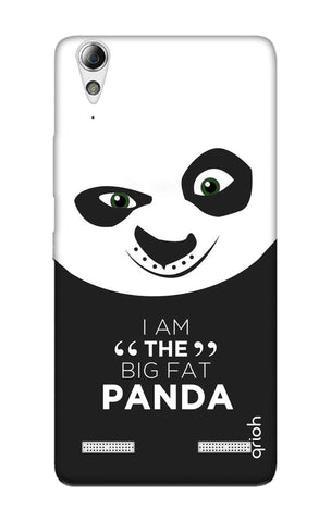 Big Fat Panda Lenovo A6000 Cases & Covers Online