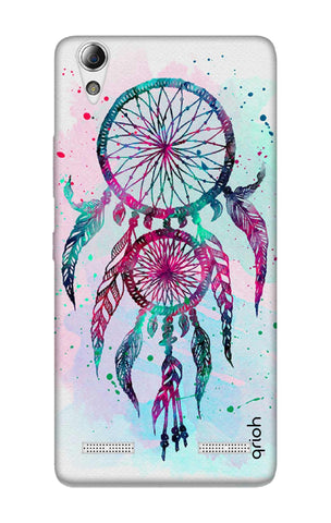 Dreamcatcher Feather Lenovo A6000 Cases & Covers Online