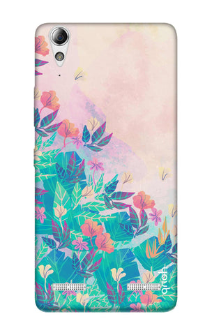 Flower Sky Lenovo A6000 Cases & Covers Online