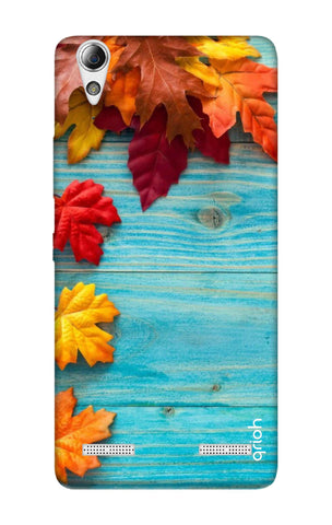 Fall Into Autumn Lenovo A6000 Cases & Covers Online