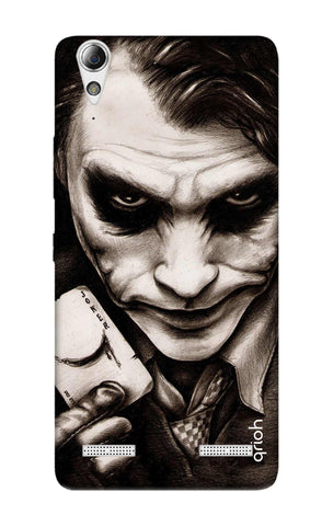 Why So Serious Lenovo A6000 Cases & Covers Online