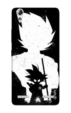 Goku Unleashed Lenovo A6000 Cases & Covers Online