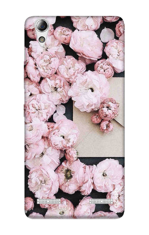 Roses All Over Lenovo A6000 Cases & Covers Online