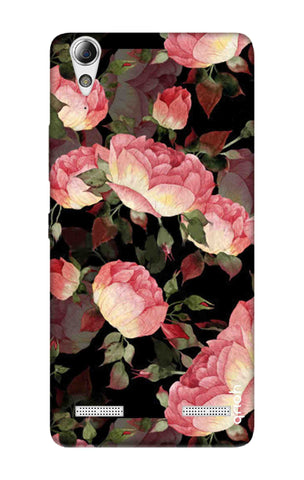 Watercolor Roses Lenovo A6000 Cases & Covers Online