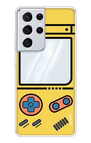 Video Game Samsung Galaxy S21 Ultra Cases & Covers Online
