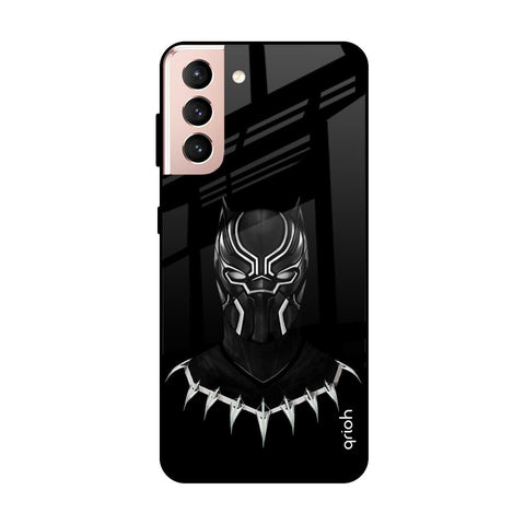 Dark Superhero Samsung Galaxy S21 Plus Glass Cases & Covers Online