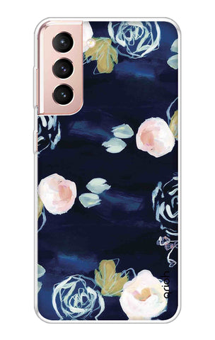 Floral Space Cadet Samsung Galaxy S21 Plus Cases & Covers Online