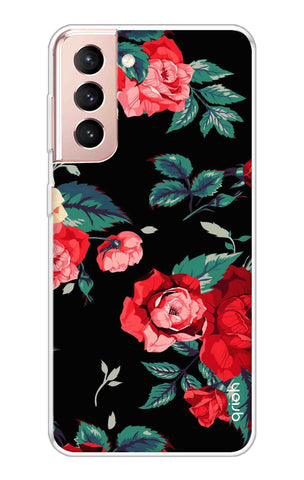 Wild Flowers Samsung Galaxy S21 Plus Cases & Covers Online