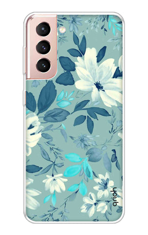 White Lillies Samsung Galaxy S21 Plus Cases & Covers Online