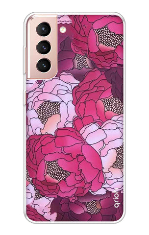 Vector Floral Samsung Galaxy S21 Plus Cases & Covers Online
