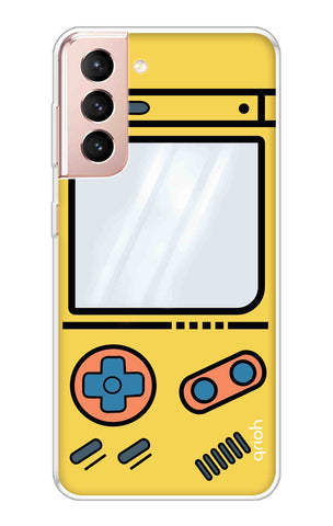Video Game Samsung Galaxy S21 Plus Cases & Covers Online