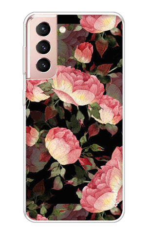 Watercolor Roses Samsung Galaxy S21 Plus Cases & Covers Online