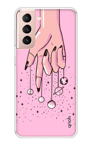 Universe In Hand Case Samsung Galaxy S21 Plus Cases & Covers Online