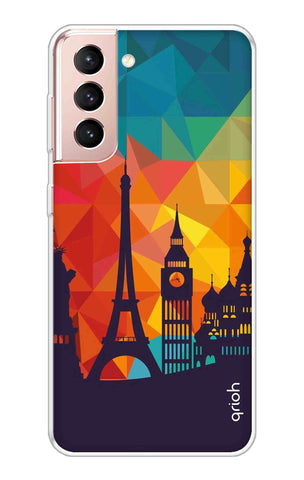 Wonders Of World Samsung Galaxy S21 Plus Cases & Covers Online