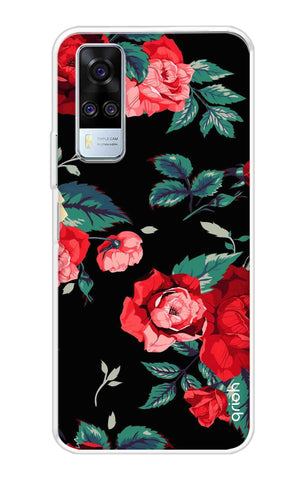 Wild Flowers Vivo Y51A Cases & Covers Online