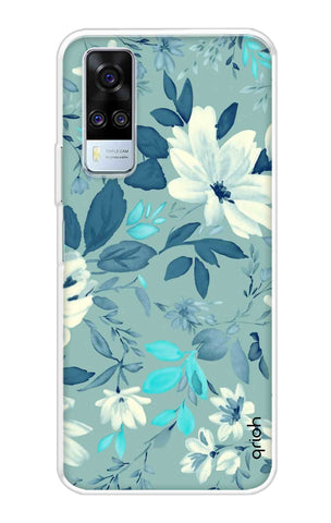 White Lillies Vivo Y51A Cases & Covers Online