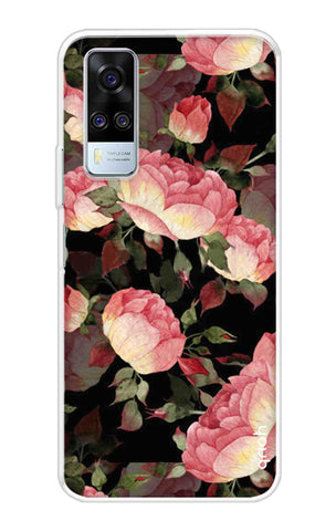 Watercolor Roses Vivo Y51A Cases & Covers Online