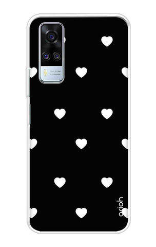 White Heart Vivo Y51A Cases & Covers Online