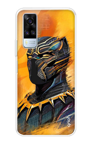 Wakanda Warrior Case Vivo Y51A Cases & Covers Online
