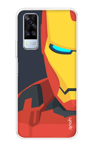 Superhero Portrait Case Vivo Y51A Cases & Covers Online