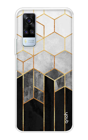 Tricolor Pattern Case Vivo Y51A Cases & Covers Online